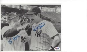 Yogi and Dale Berra