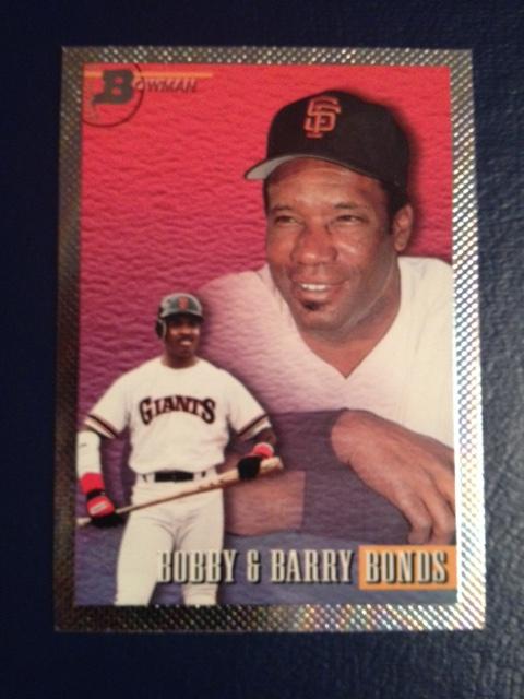 1993 Bowman Bonds